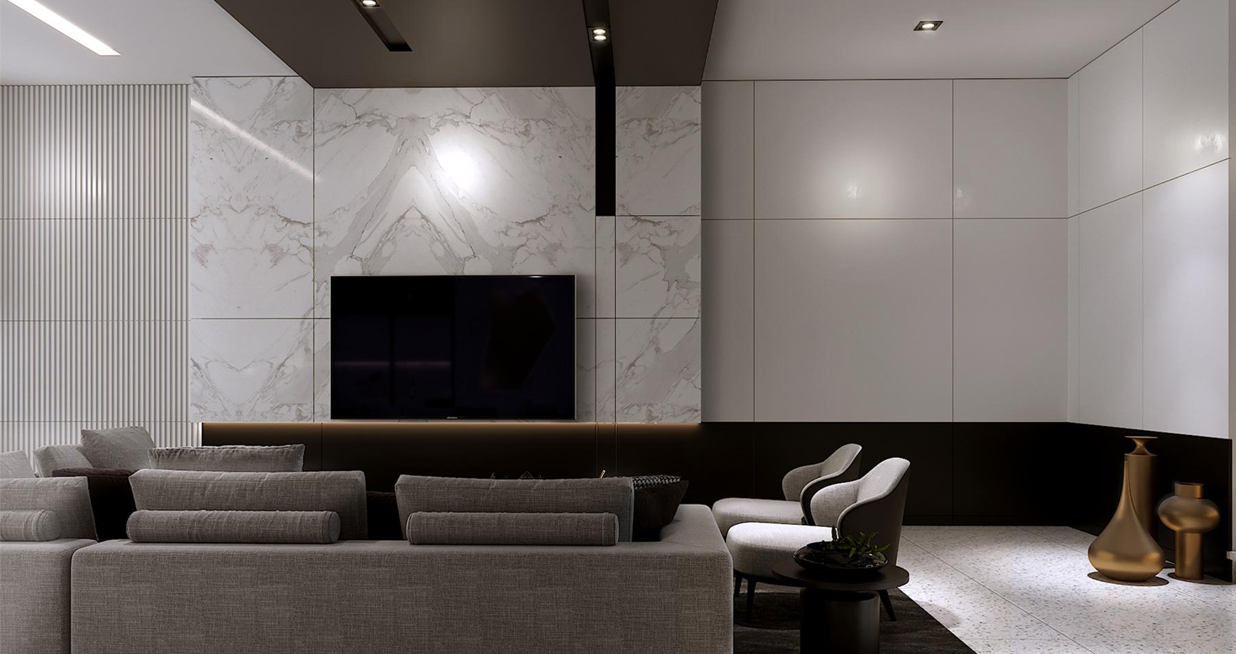 Manna Interior Design Jakarta Jasa Desain Apartemen Rumah Kantor